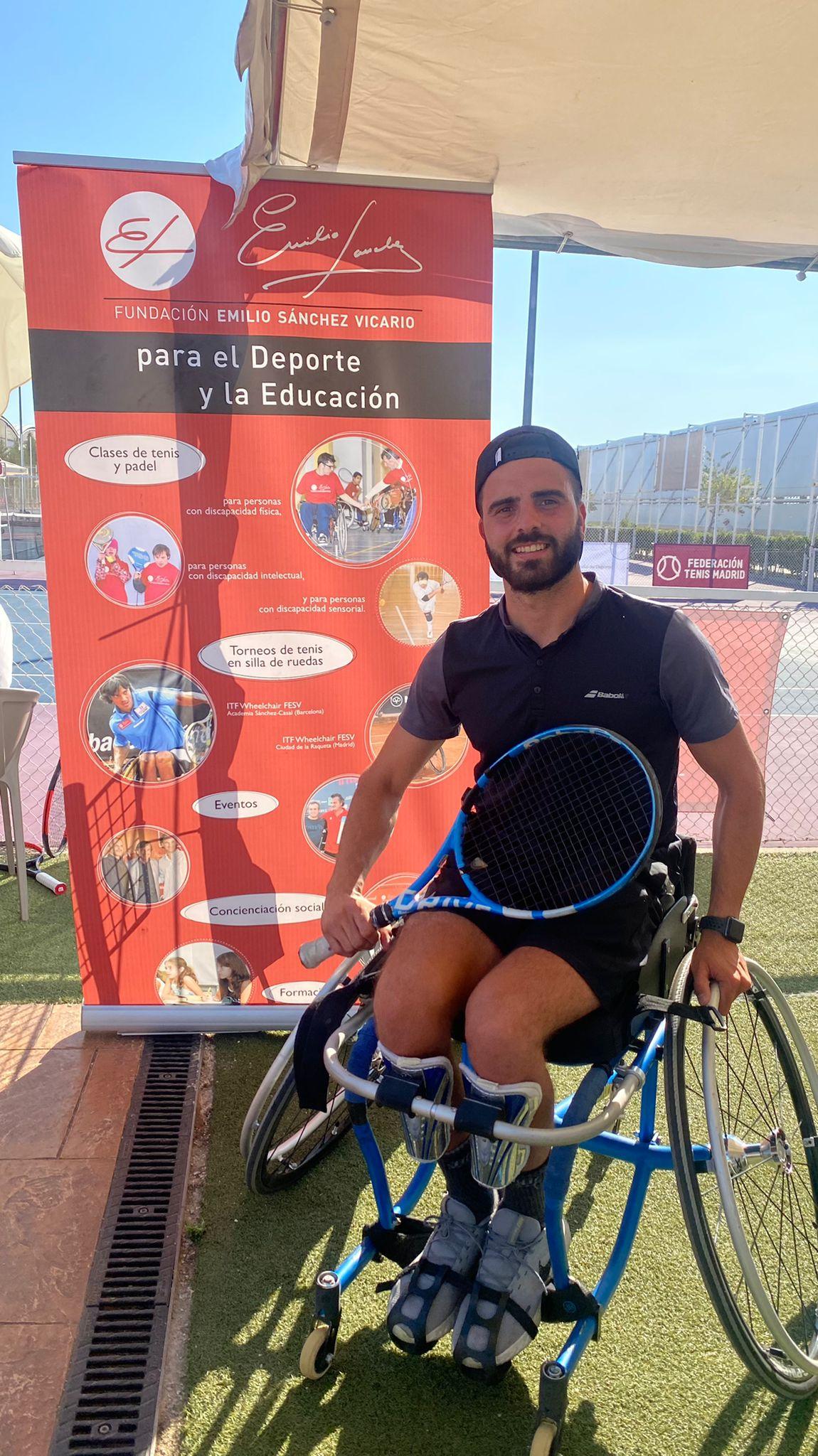 Image for La armada española paralímpica en el IX ITF Wheelchair Fundación Emilio Sánchez Vicario.