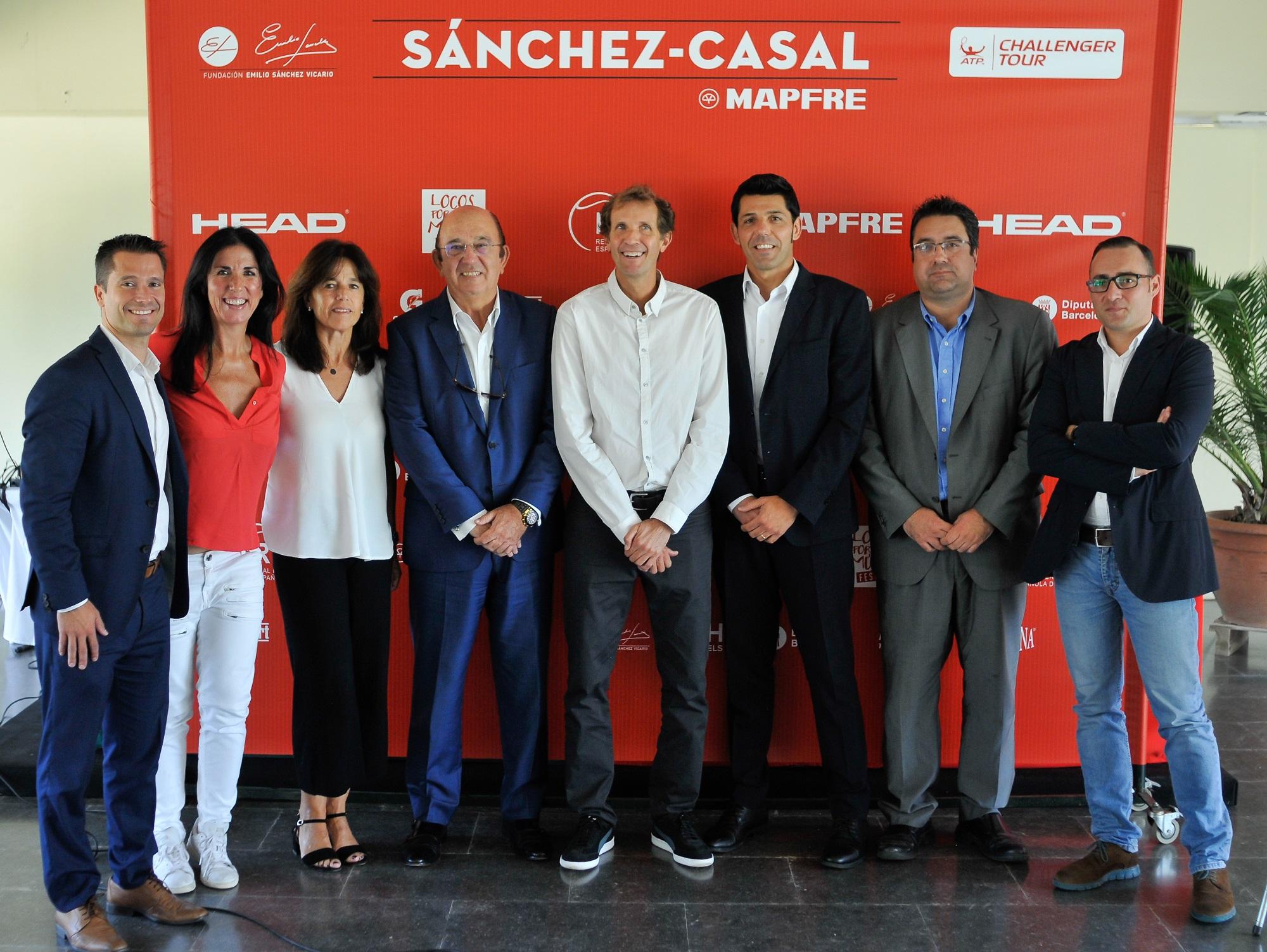 Image for Nace el I Challenger Sánchez-Casal Mapfre, el torneo de la ilusión