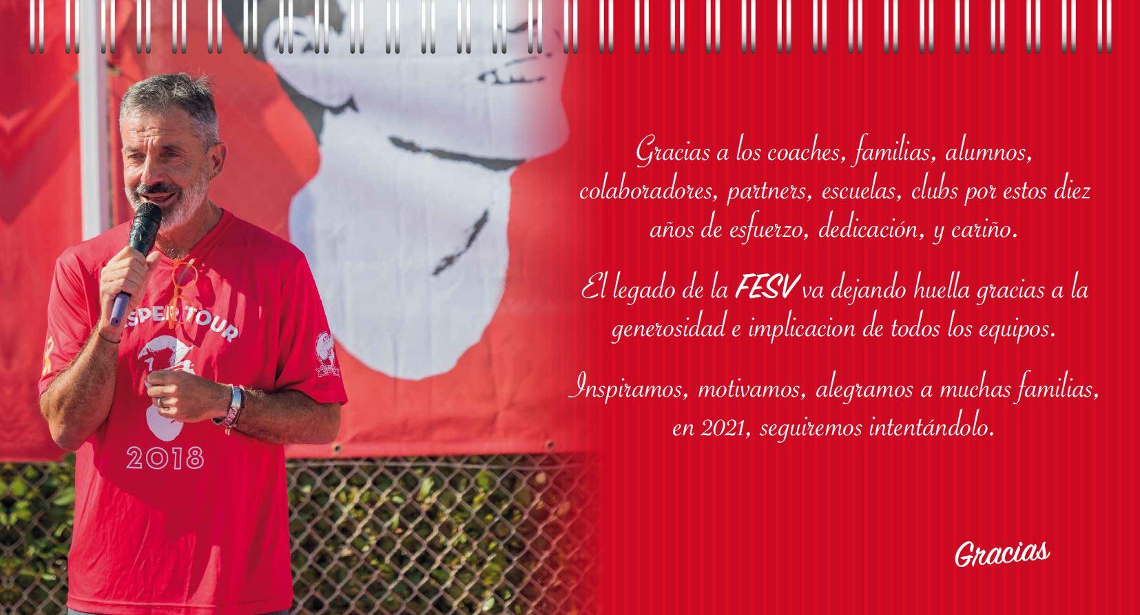 Image for Calendario 2021 de la Fundación Emilio Sánchez Vicario