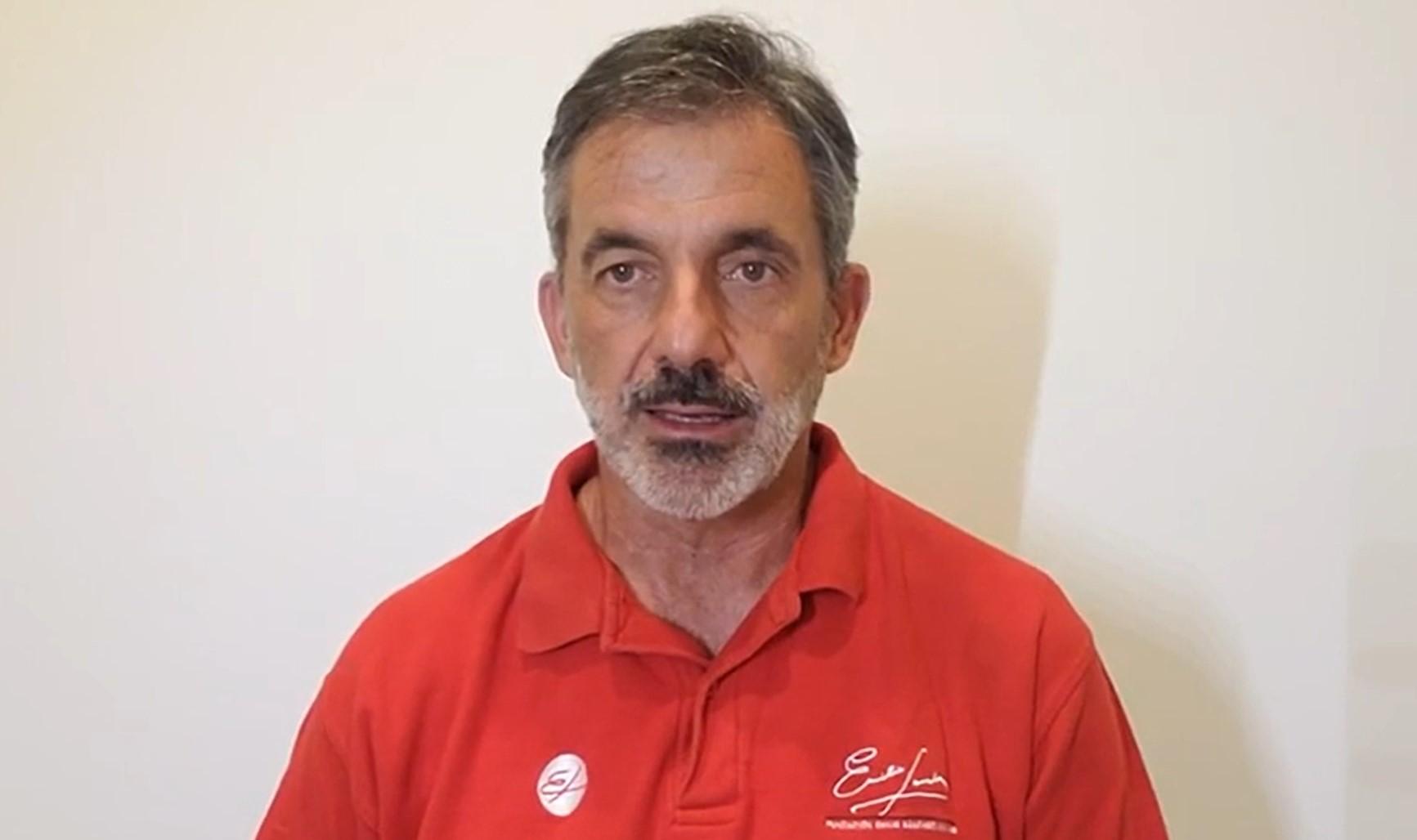Image for Emilio Sánchez Vicario, Presidente de Honor de la FESV, se suma a la campaña de crowfunding para la realización y compra de material sanitario del Club Santa Clara (Sevilla).