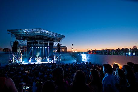 VII Festival de Música Ciudad de la Raqueta, con alma y hat trick solidario photo