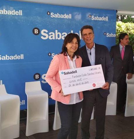 Image for La Fundación Emilio Sánchez Vicario elegida para la campaña Aces Solidarios del Banco Sabadell